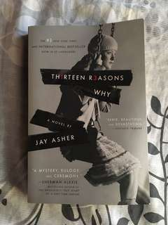 Thirteen Reasons Why book