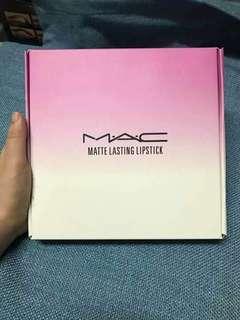 MAC 12pcs Matte Lasting Lipsticks
