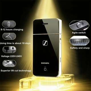 Iphone Style Electric and Rechargeable Shaver
