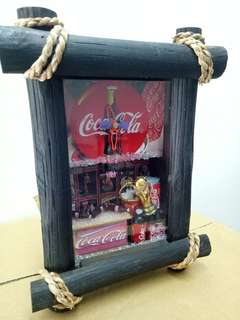 Coca Cola World Cup collection box