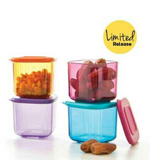 Toples mini tuperware