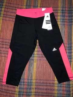 Adidas celana olahraga untuk fitness & senam