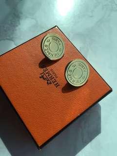 Hermes Vintage Ear clips