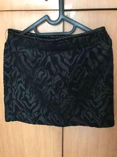 Zara Woman mini skirt