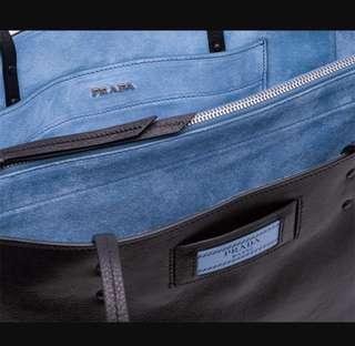 Prada Etiquette 100% new n 100% real 有鏡 有單