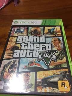 Xbox360 GTA V