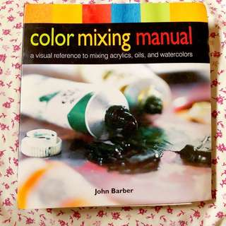 Color Mixing Manual