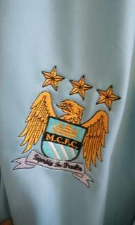 Jaket mancity like new!!!
