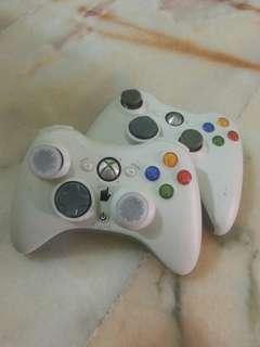 Xbox360 controller wireless