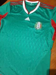 mexico home jersey 2010 world cup jersey Adidas Original