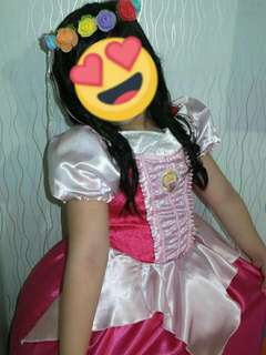 Snow white and Sleeping Beauty Costume for kids