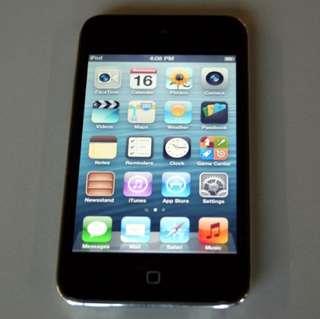 Ipod Touch gen 4 (8 GB)
