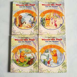 Children Books - Winnie the Pooh and his Friends