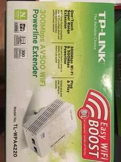 WiFi Booster (TP LINK)