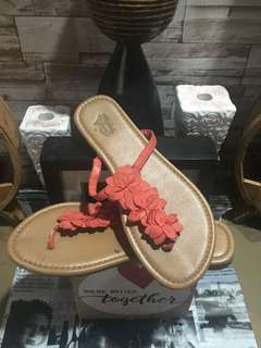 Assorted imported sandals