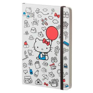 Hello Kitty Moleskine Limited Edition Ruled Notebook