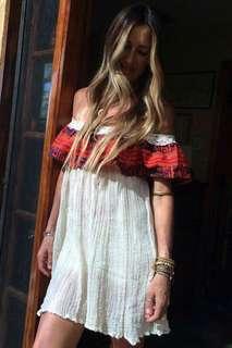 Summer Off Shoulder Dress