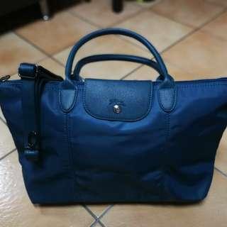 Longchamp Bag (Aquamarine)