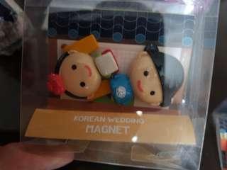 Korea refrigerator magnet