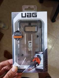 S8 plus UAG plasma
