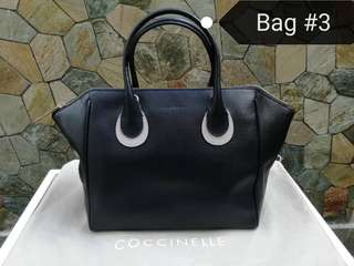 Cocinelle (Italy) tote bag