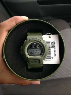 Gshock undefeated