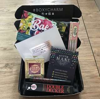 BN Authentic Boxycharm March 2018 Box