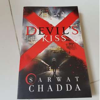 The Devil's Kiss by Sarwat Chadda