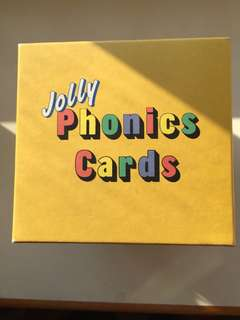 Jolly Phonics Phonics cards