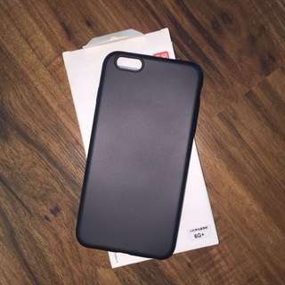 Black Iphone 6+ Case