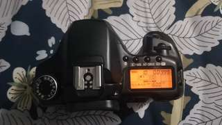 Kamera Canon 40D dslr body only