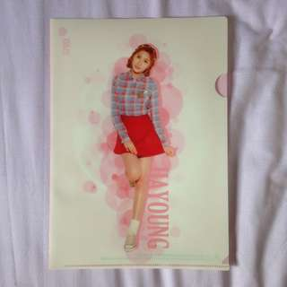 APINK HAYOUNG OFFICIAL L HOLDER