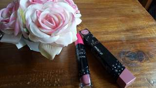 Pixy lip cream shade 01 chic rose