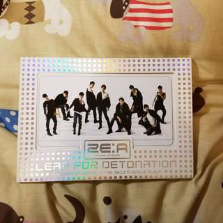 Ze:a leap for detonation