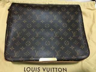 Louis Vuitton District monogram PM shoulder bag