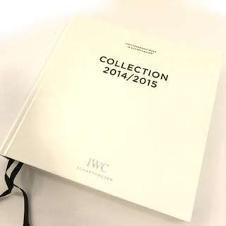 IWC Collection 2014/15 Book (Rolex Patek Panerai Omega)