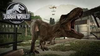 Jurassic World Evolution (侏羅紀世界:進化)🦁🦁 預購價$431🐏🐏現時只售$299