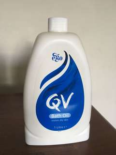 QV Bath Oil - 1Ltr
