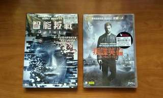 全新DVD電影《智能叛戰》《叛戰英倫》