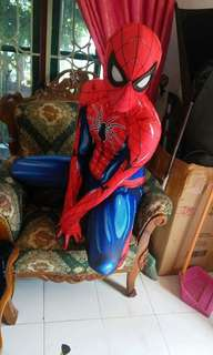 Costume Spiderman All new 2018