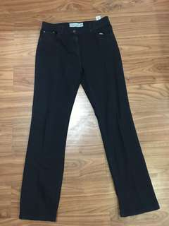 Marks and Spencers black bottoms