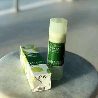 Green Tea Cleansing Stick