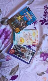Wattpad Books (Wattpad Love Story *reserved*)