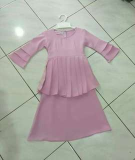 Kurung Baby Doll Kids