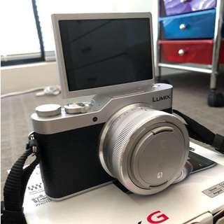 Panasonic Lumix GX-850 (Mirrorless 4K video, lens included)