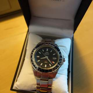 Orient Sports GMT Automatic mechanical watch