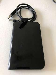 Portable HDD 156GB & 320GB