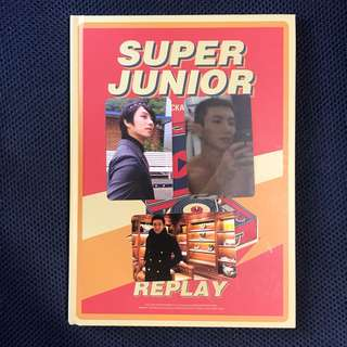 Super Junior 小卡
