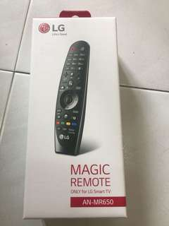 LG Magic Remote AN-MR 650