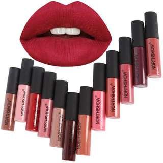 🦋Matte Lipstick Long-Lasting Waterproof Liquid Lip Makeup🦋